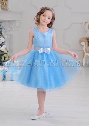 Нарядные платья для праздника на девочку