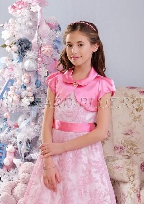 7ac382e123c Купить детское платье болеро для девочки