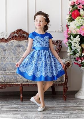 Вечернее платье спереди короткое сзади длинное